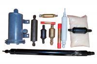 Фото фильтров газовых на всасывании в компрессор