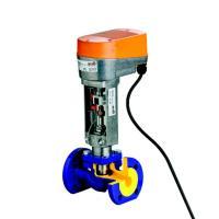 Клапан регулирующий фланцевый с электроприводом ZETKAMA 227A - фото