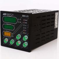 Микропроцессорный регулятор МИК-25 - фото №1