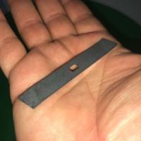 Нож к лабораторной мельнице ЛЗМ-1 - фото №1