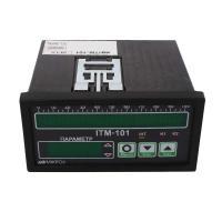 Одноканальный микропроцессорный индикатор ИТМ-101 - фото