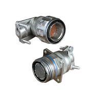 Соединители электрические низкочастотные УСНЦ144 цилиндрические - фото