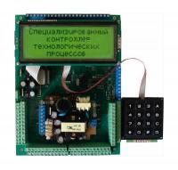 Фото Специализированный контроллер технологических процессов