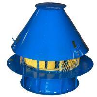 Вентилятор крышный радиальный ВКР-6,3 (АИР 90 L6) - фото