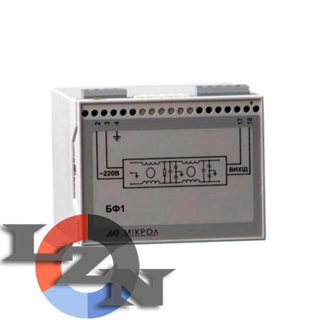 Блок фильтра БФ-1-2-6 однофазный - фото