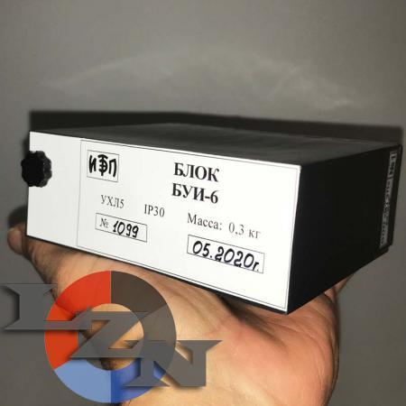 Блок управления искробезопасный БУИ-6 - фото №1