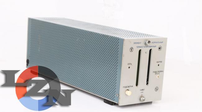 Элемент нормальный термостатированный Х488/1 - фото №3