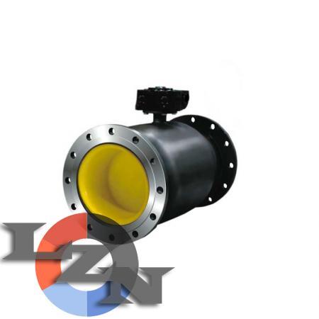 Кран шаровый стальной стандартнопроходной LD под электропривод - фото