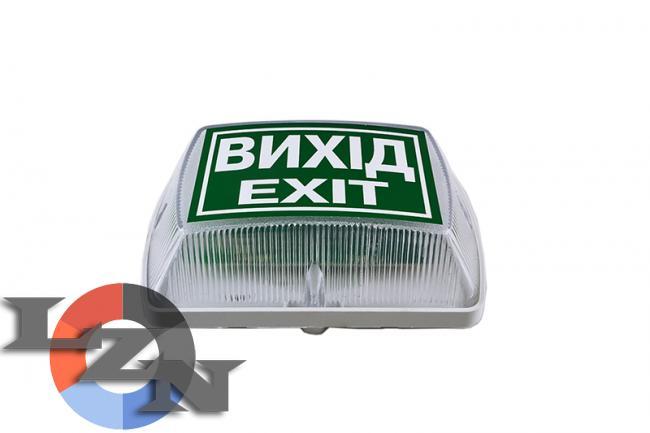 Указатель знаков пожарной безопасности «ПЛАЙ 1.2» - фото