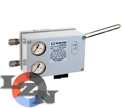 Позиционер электропневматический МТМ-830 - фото