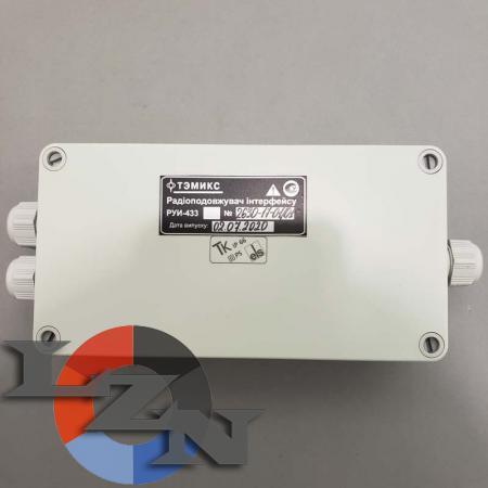 Радиоудлинитель интерфейса РУИ 433 - фото №2