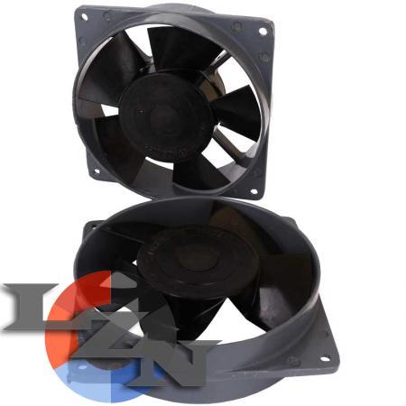 Вентилятор ВН-2 220В - вид сбоку